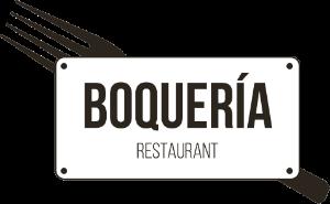 Logo Restaurante La Boqueria Barcelona